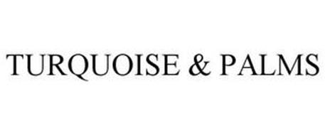 TURQUOISE & PALMS