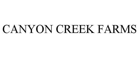 CANYON CREEK FARMS
