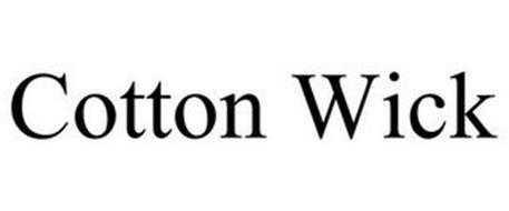 COTTON WICK