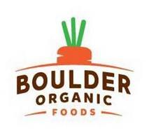 BOULDER ORGANIC FOODS
