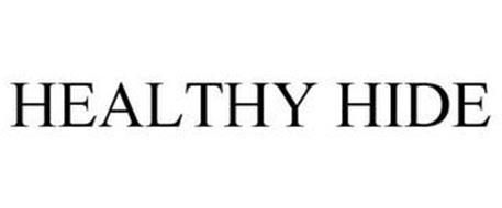 HEALTHY HIDE