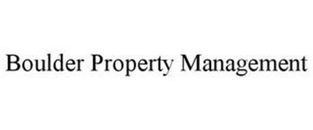 BOULDER PROPERTY MANAGEMENT