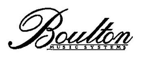 BOULTON MUSIC SYSTEMS