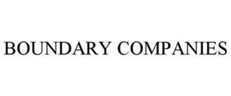 BOUNDARY COMPANIES