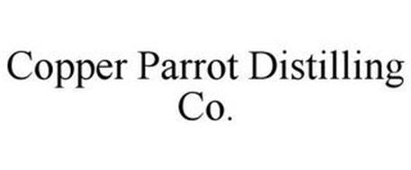 COPPER PARROT DISTILLING CO.