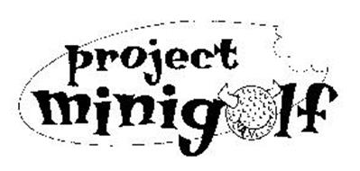 PROJECT MINIGOLF