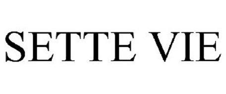 SETTE VIE