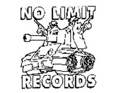 NO LIMIT RECORDS Trademark of Boutit, Inc.. Serial Number ...