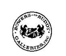 BOWERS AND RUDDY GALLERIES, INC B AND R