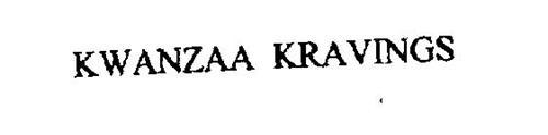 KWANZAA KRAVINGS