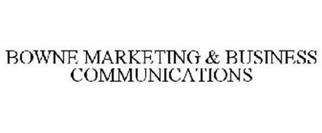 BOWNE MARKETING & BUSINESS COMMUNICATIONS