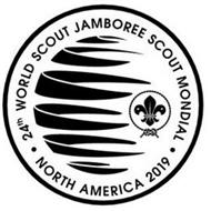24TH WORLD SCOUT JAMBOREE SCOUT MONDIALNORTH AMERICA 2019
