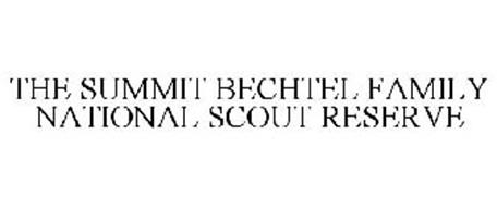 THE SUMMIT BECHTEL FAMILY NATIONAL SCOUT RESERVE