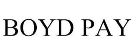 BOYD PAY