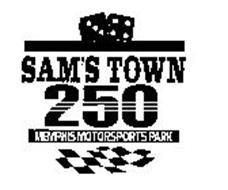 SAM'S TOWN 250 MEMPHIS MOTORSPORTS PARK