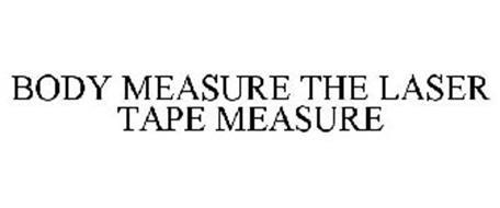 BODY MEASURE THE LASER TAPE MEASURE