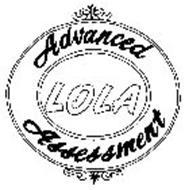 LOLA ADVANCED ASSESSMENT