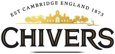 CHIVERS EST CAMBRIDGE ENGLAND 1873