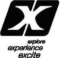 EX3 EXPLORE EXPERIENCE EXCITE