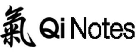 QI NOTES