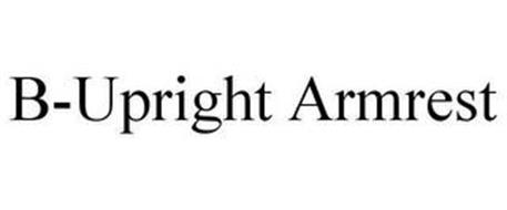 B-UPRIGHT ARMREST