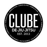 CLUBE DE JIU JITSU EST. 2013