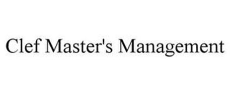 CLEF MASTER'S MANAGEMENT