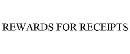 REWARDS FOR RECEIPTS