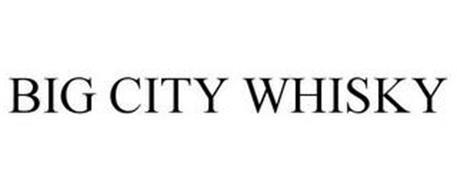 BIG CITY WHISKY