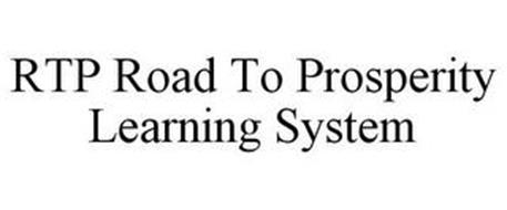 RTP ROAD TO PROSPERITY LEARNING SYSTEM