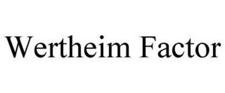 WERTHEIM FACTOR