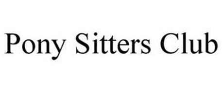 PONY SITTERS CLUB