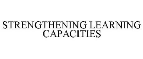 STRENGTHENING LEARNING CAPACITIES