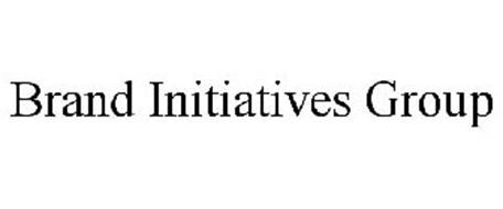 BRAND INITIATIVES GROUP