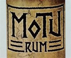 MOTU RUM