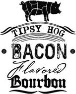 TIPSY HOG BACON FLAVORED BOURBON