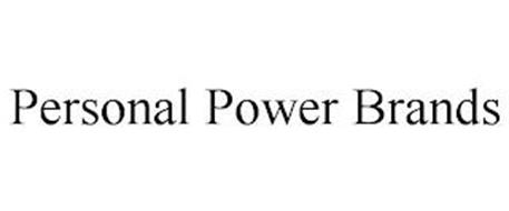 PERSONAL POWER BRANDS