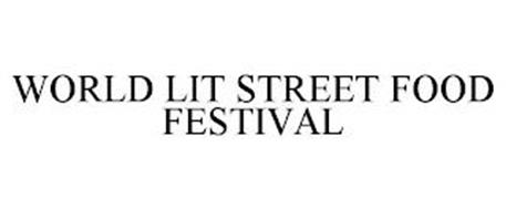 WORLD LIT STREET FOOD FESTIVAL