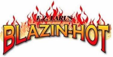 E.Z. EARL'S BLAZIN-HOT