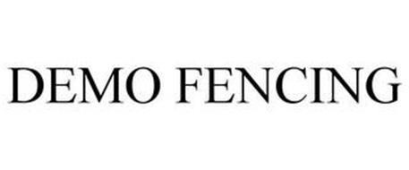 DEMO FENCING