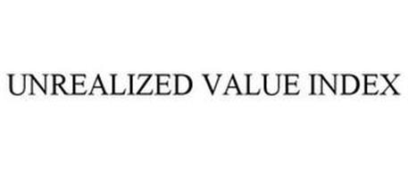 UNREALIZED VALUE INDEX