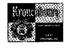 KRONENBOURG HATT STRASBOURG