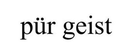 PÜR GEIST