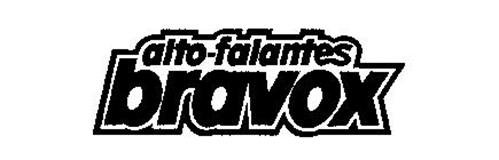 ALTO-FALANTES BRAVOX