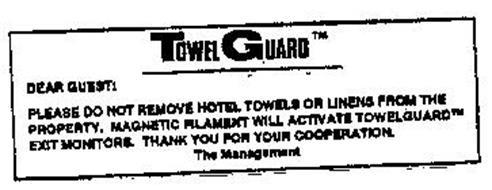 TOWEL GUARD