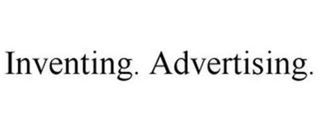 INVENTING. ADVERTISING.