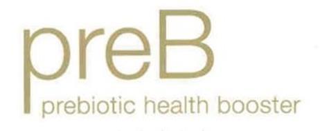 PREB PREBIOTIC HEALTH BOOSTER