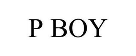 P BOY