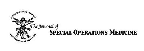 JOURNAL OF SPECIAL OPERATIONS MEDICINE UNCONVENTIONAL WARFARE UNCONVENTIONAL MEDICINE