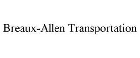 BREAUX-ALLEN TRANSPORTATION